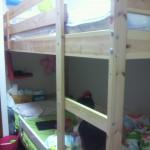 子供部屋二段ベッド