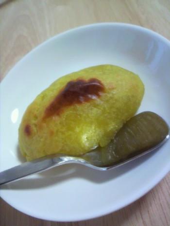卵アレ対応スイートポテト