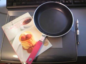 パンケーキママカフェVoiVoiのしあわせパンケーキのつくりかた